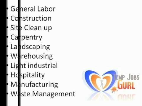Temporary Labor / Staffing Jobs Sacramento