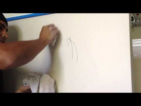 How to Remove Permanent Marker from Wall with Magic Eraser