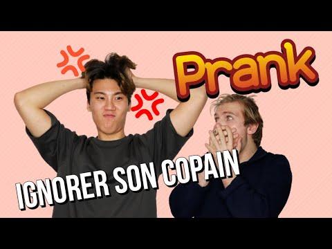 [🇰🇷&🇫🇷] J'IGNORE MON COPAIN - PRANK(Eng,kor)🥺