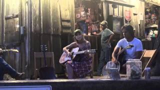 Luckenbach TX, 11-09-05 19:00: Kem Watts & Levi Darr; HD1080