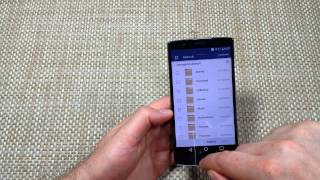 Lg G4 How To Copy Move Transfer Your Files Photos Videos Folders To Sd Memory Ca