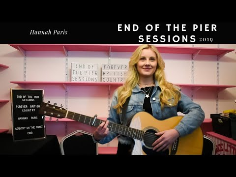 Hannah Paris - End Of The Pier Sessions