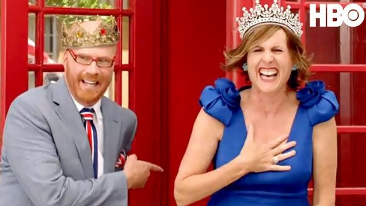 Will Ferrell & Molly Shannon's Live Royal Wedding Coverage for HBO