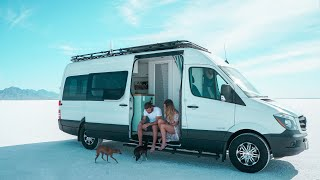 how living van life made us rich | OUR VAN LIFE STORY