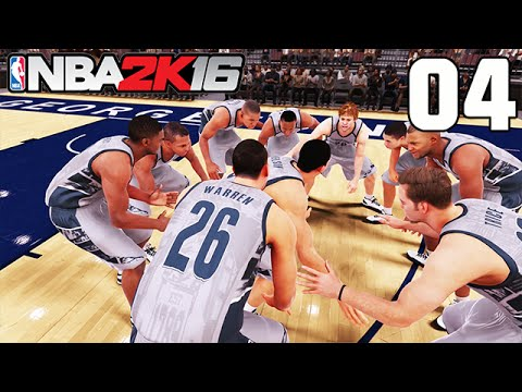 Let's Play NBA 2K16 Deutsch German [04] - My Career: Reboundmonster Whity