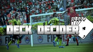 FIFA 13 Ultimate Team - Deck Decider 1 - Jack of Hearts