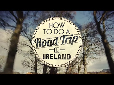 How to do a road trip in Ireland | SEDA College