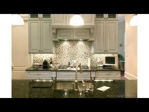 Graue küche design ideen