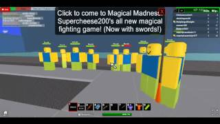 Roblox magic lessons spells