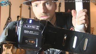 Line 6 G30 Wireless Guitar System im TEST - ChristiansHowToPlays
