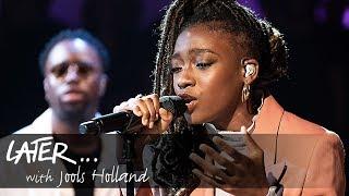 Little Simz - Flowers feat. Michael Kiwanuka Later... With Jools Holland