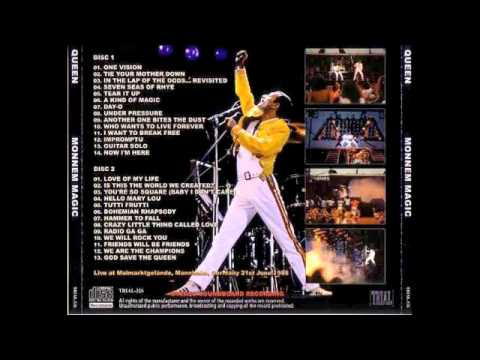 13. Gimme Some Lovin' (Queen-Live In Mannheim: 6/21/1986)