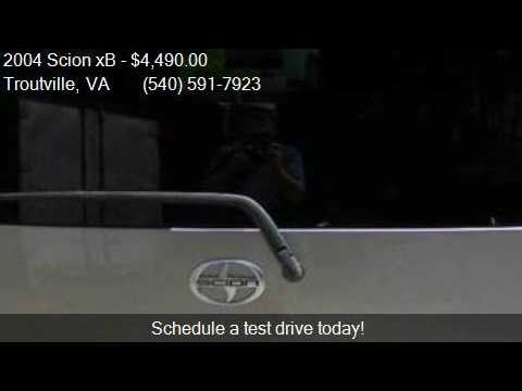2004 Scion xB Base 4dr Wagon for sale in Troutville, VA 2417