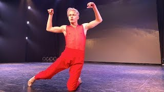 Ludovico Einaudi – Experience (Starkey Remix) | Ildar Gaynutdinov Dance Improvisation