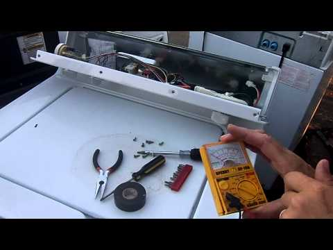 handyman hugh s washer repair video for ge washer part 1 wmv 4 04