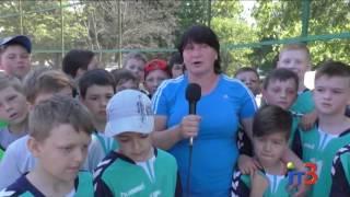 Завершился Открытый  турнир Черноморска по гандболу