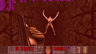 Doom 2: New Gothic MAP01 [TAS] UV-MAX  in 00:28:03