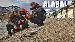 TROFE ALABALIK ( GÖKKUŞAĞI ALABALIK AVI ) - TROUT FISHING