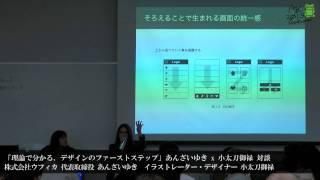 【 講演者 】 あんざいゆき 株式会社ウフィカ 代表取締役 ブログ Y.A.M ...