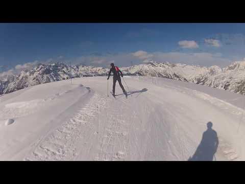 Alpe d'Huez Cross Country Ski Guide