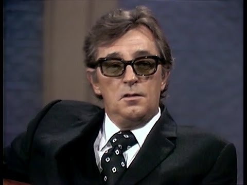 Robert Mitchum Dick Cavett 1971