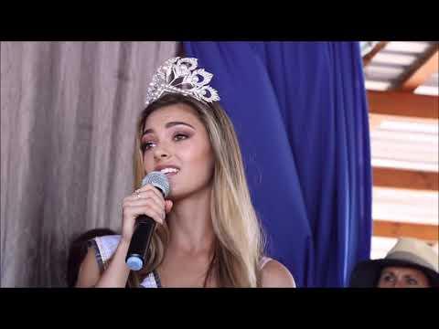 Miss Universe THANKS Sedgefield
