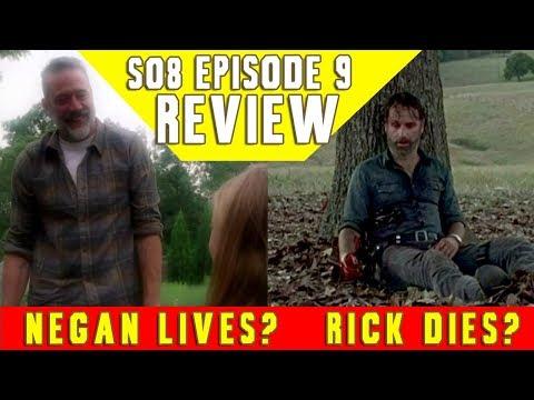 The Walking Dead Season 8 Episode 9 Review