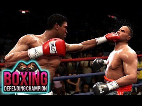 Boxing Defending Champion Android GamePlay Trailer