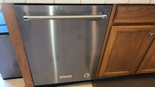 KitchenAid Dishwasher Model # KDTE334GPS  - UNBIASED REVIEW - THE GOOD AND THE BAD