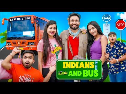 Types of People in Bus   BakLol Video