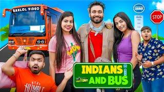 Types of People in Bus | BakLol Video