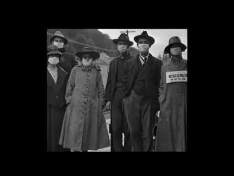 Enseñanza del pasado: Mascarillas en la Gripe Mundial de 1918, al final de la Primera Guerra Mundial