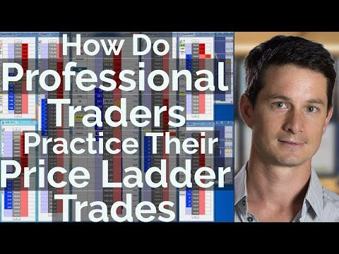 How Do Professional Traders Practice Their Price Ladder Trades? | Axia Futures