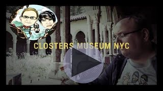 NYC Closters ' Museum Photo Collage