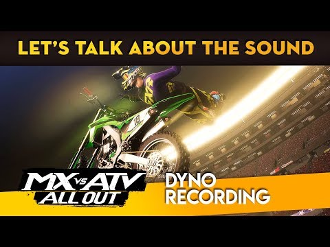MX vs ATV All Out - Real Life Bike Sounds? - Let's Talk About Them!