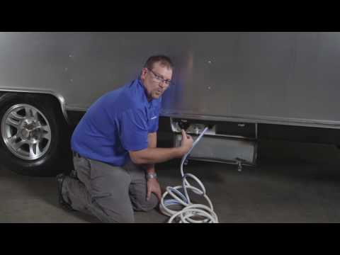 How To Fill, Flush, And Clean Water Tanks In An Airstream
