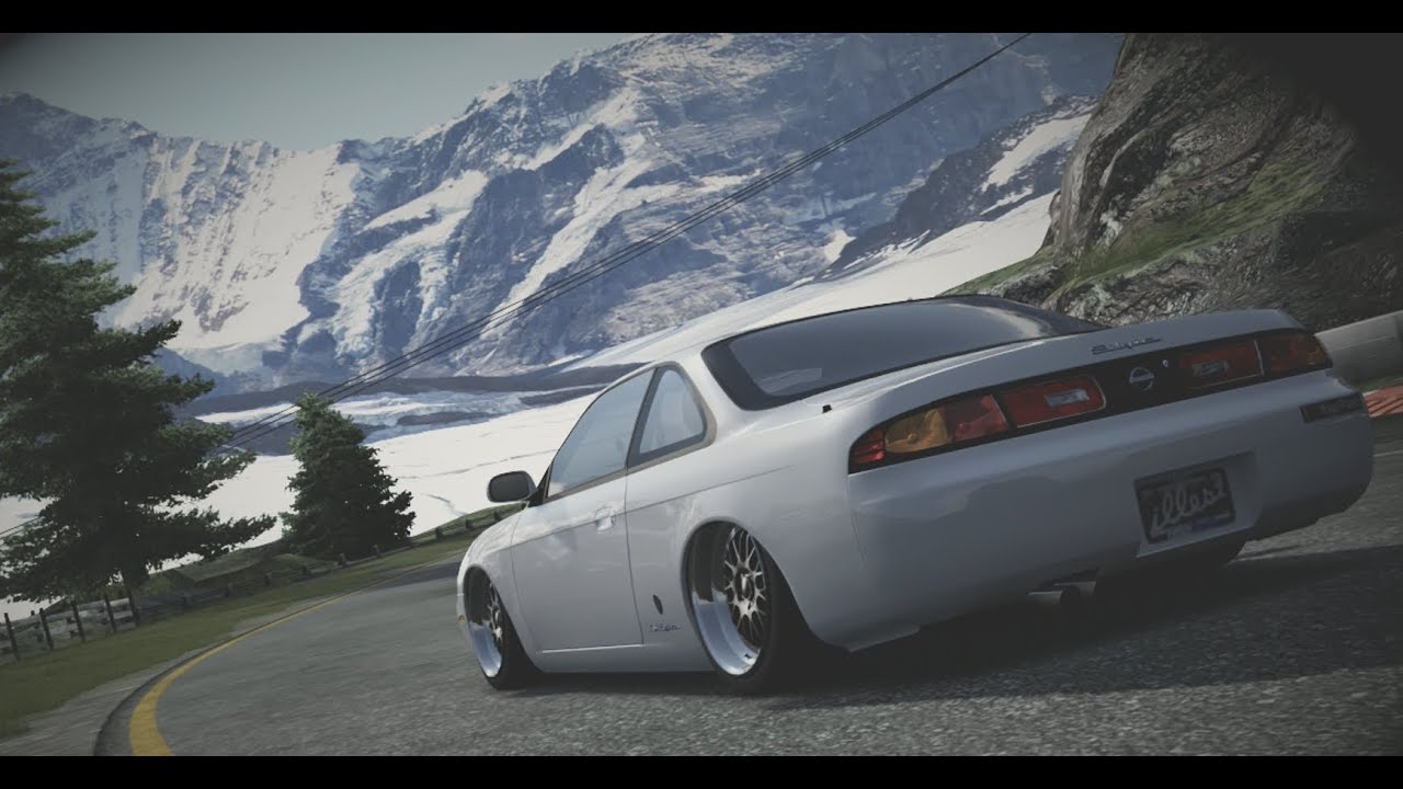 Forza 4 Stanced Cars Mod Youtube