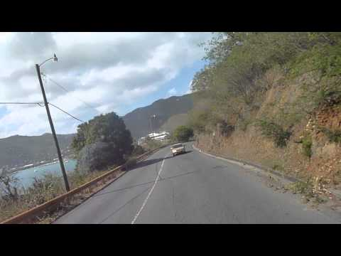 BVI - Road Town to Beef Island