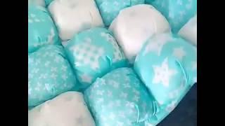 бомбон одеяло (матрасик) шьем дома