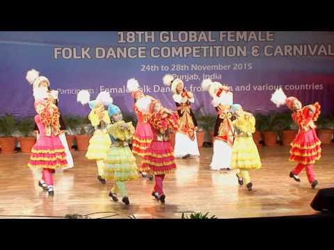 Global Female Folk Dance