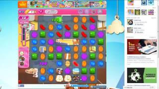 Candy Crush Level 1569 Walkthrough
