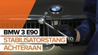 Koppelstang verwijderen BMW - videogids