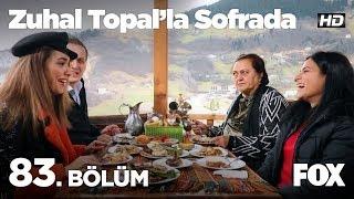 Zuhal Topal'la Sofrada 83. Bölüm izle
