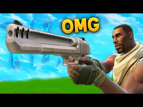 BEST NEW HAND CANNON MOMENTS!!   Fortnite Battle Royale Moments