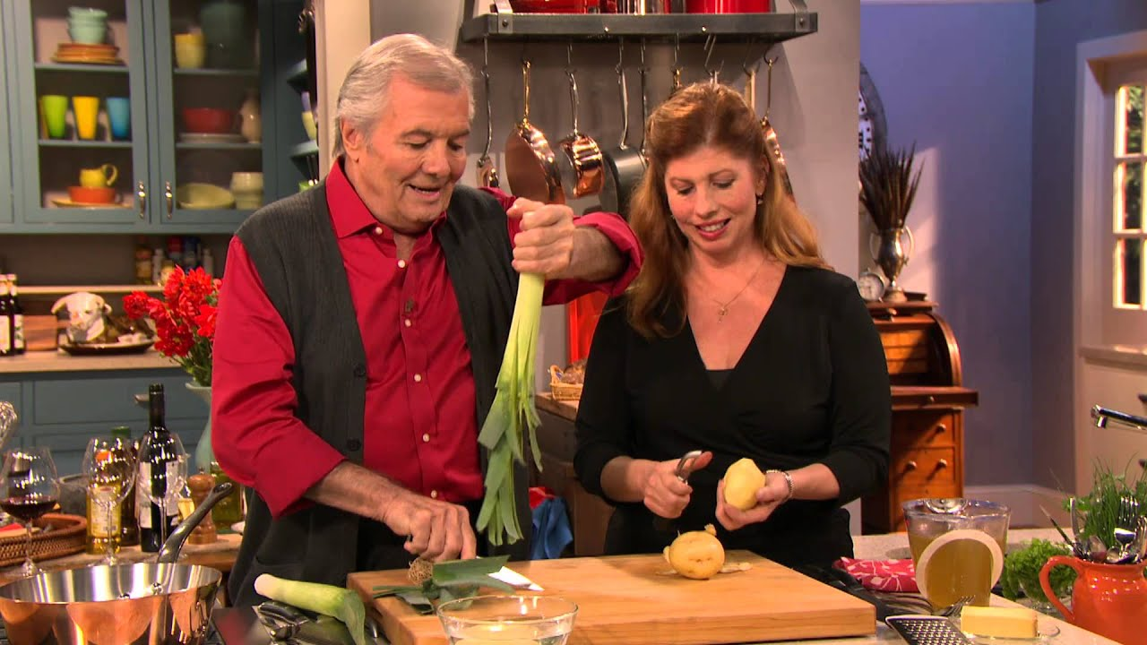 Jacques Pépin Heart & Soul: Cooking Clever - YouTube