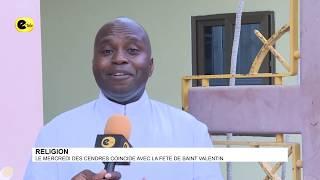 LE MERCREDI DES CENDRES COINCIDE AVEC LA FÊTE DE SAINT VALENTIN