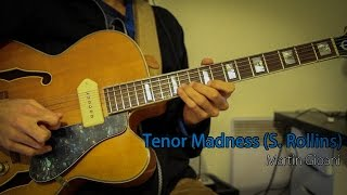 Tenor Madness Improvisation (+ free backing track)