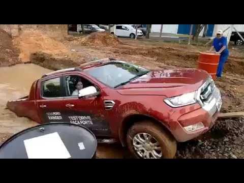 test drive nova ford ranger 2017 completo youtube