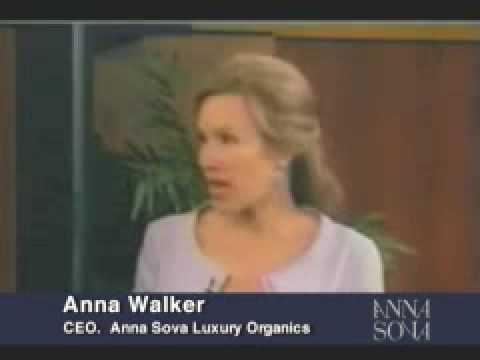 Organics Interview, NBC with Anna Sova CEO Anna Walker