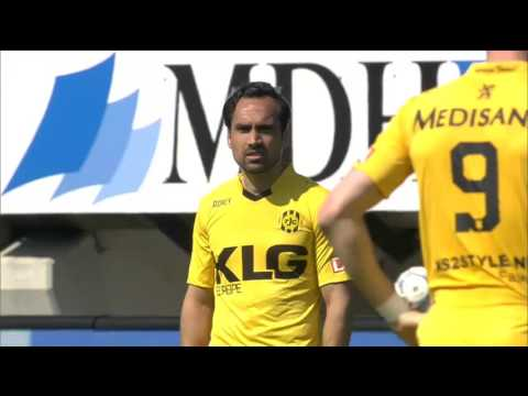 NEC -  Roda JC Kerkrade [1- 2] 1 mei 2016 [samenvatting]
